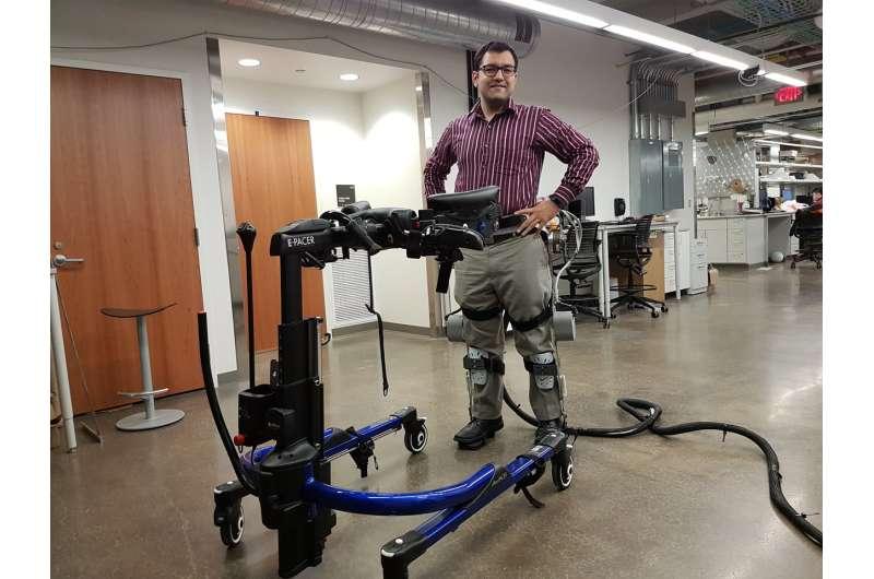 Using ultrasound to help people walk again
