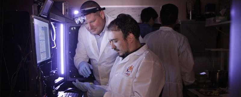 UTEP EM Lab develops world's first 3D volumetric circuit