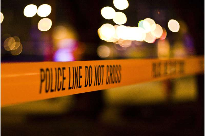 Violent crime rates rise in warmer winters