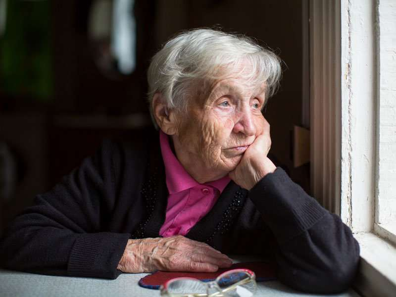 Volunteering two hours per week reduces loneliness in widowed older adults, study finds