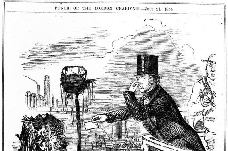 Will 2018 be the year of climate action? Victorian London's 'Great Stink' sewer crisis might tell us