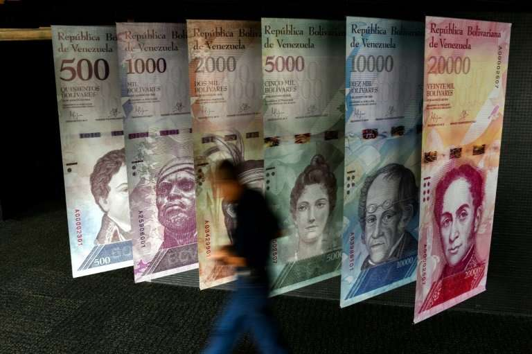 With rampant inflation more than decimating the bolivar, Venezuelan authorities are banking on the petro becoming a digital mean