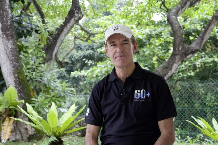 WWF International Director General Marco Lambertini says it's time for a new global deal for nature