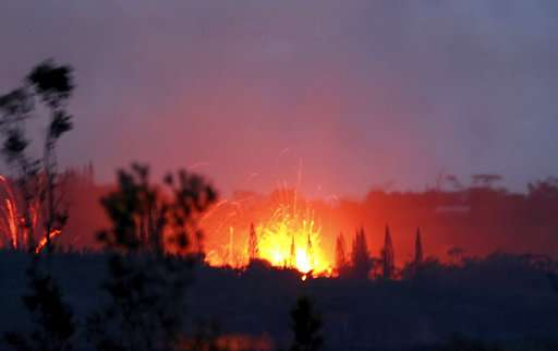 Scientists study lava for clues to how volcano will behave
