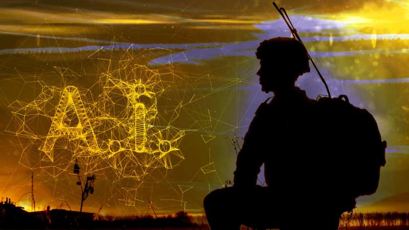 Artificial intelligence helps soldiers learn many times faster in combat