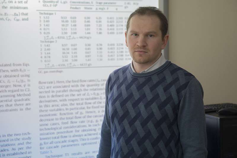 Researchers discover new ways to streamline uranium enrichment