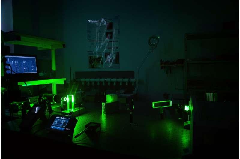 Russian Scientists Develop High-Precision Laser for Satellite Navigation