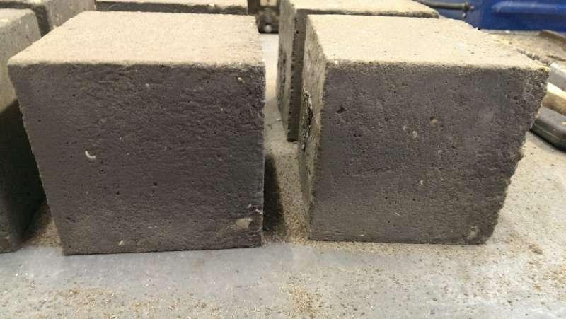 Scientists create innovative new 'green' concrete using graphene