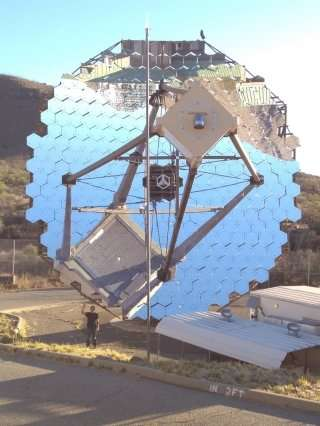 Astronomers detect once-in-a-lifetime gamma rays