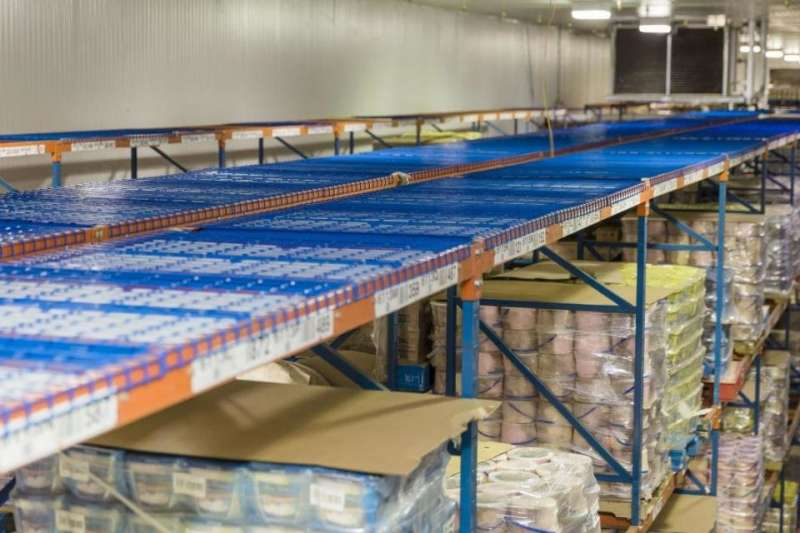 Research team's energy-saving solution for frozen-food storage could mean big cost savings for grocer, utility
