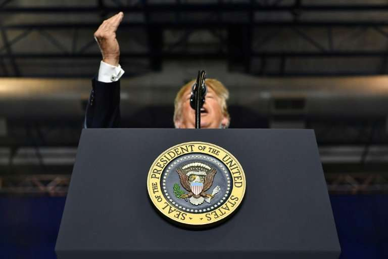 US President Donald Trump has popularised the term 'fake news' and used it to attack the news media