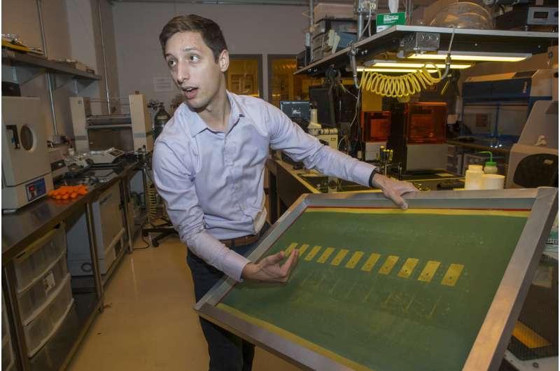 Biosensors will be inexpensive, do more, go everywhere