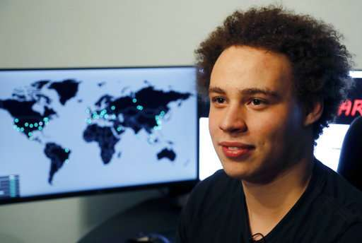 British cyber expert accused of lying to FBI about malware