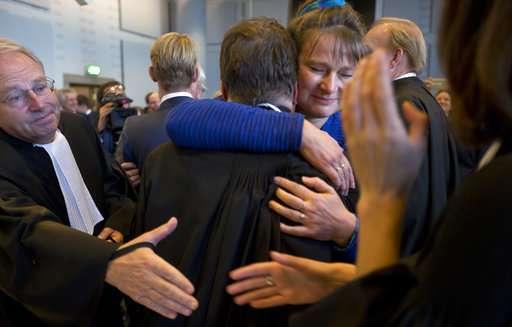 Dutch appeals court upholds landmark climate case ruling