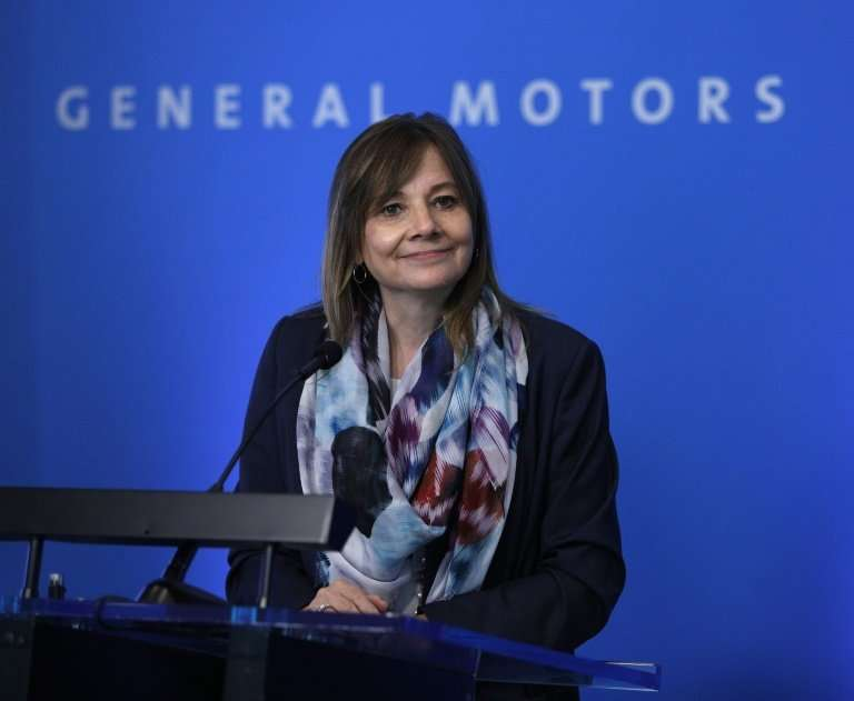 General Motors CEO Mary Barra said it is too eary to tell the full extent of the impact of punitive tariffs on metals, but the c