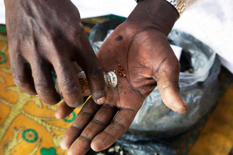 How indigenous and faith healers approach mental health in Ghana