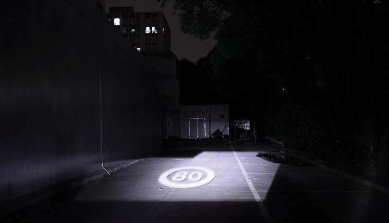 Making 'smart headlights' with machine learning
