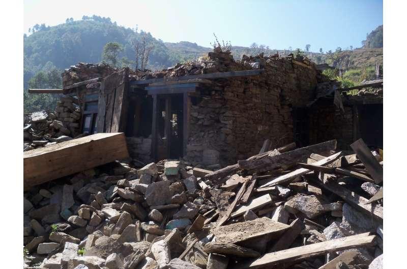 New earthquake risk model could better inform disaster planning