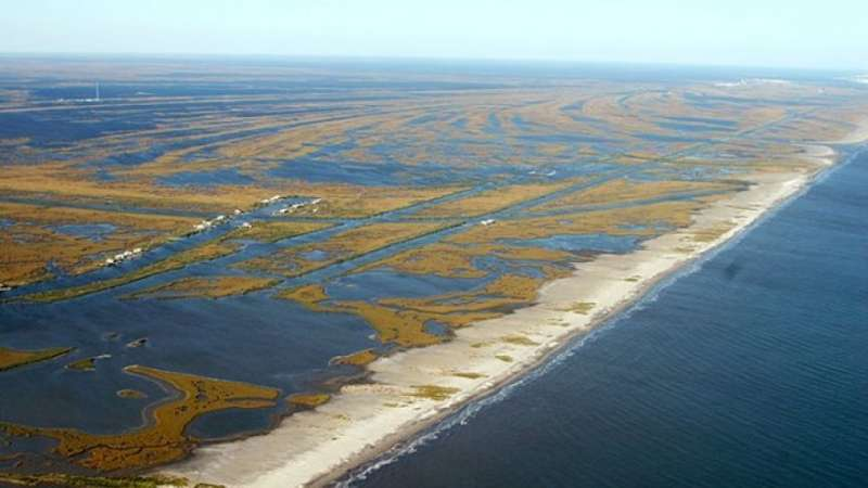 New model could help rebuild eroding lands in coastal Louisiana
