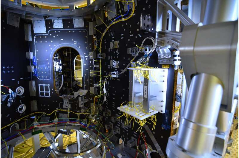 Orion's first Service Module integration complete