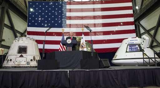 Report: NASA needs backup plan as US crew launches slip