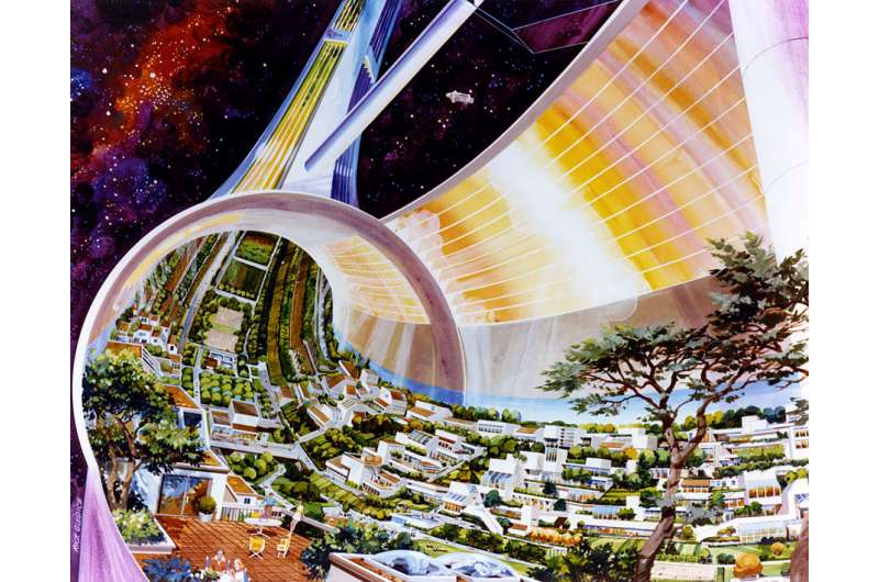 To avoid vision problems in space, astronauts will need some kind of artificial gravity