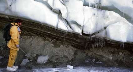 UO researchers expose the dirty secrets hidden under glaciers