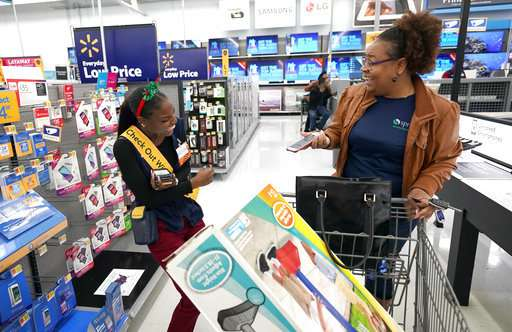 Walmart flexes its muscle against Amazon