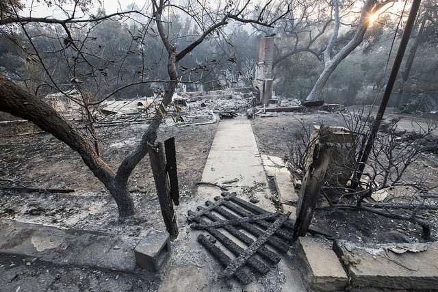 Wildfire problem will grow in coming decades