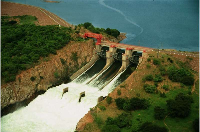 Worsening water risks on Kafue river could undermine Zambia's development