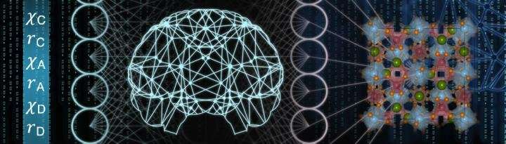 Scientists use artificial neural networks to predict new stable materials