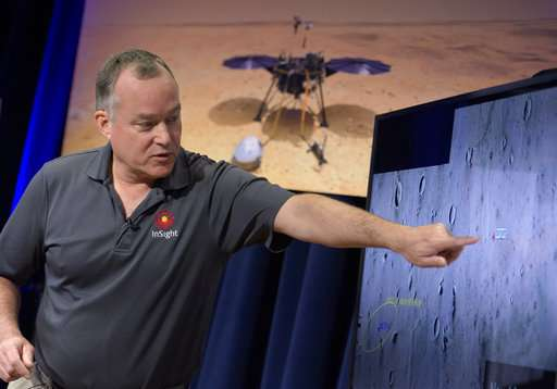 Anxiety abounds at NASA as Mars landing day arrives
