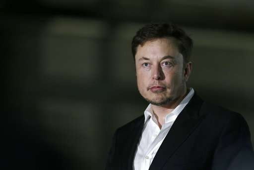 As Tesla deals with internal woes, rivals make their move