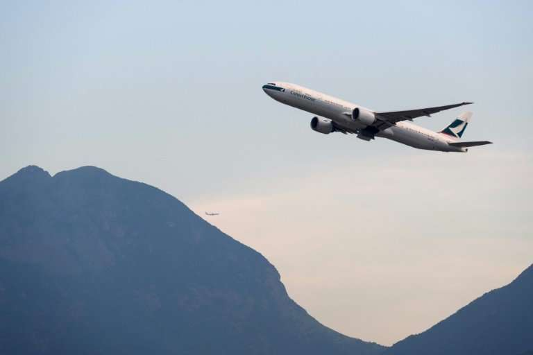 Cathay Pacific said passenger details including passport numbers, dates of birth and credit card details were accessed in the ha