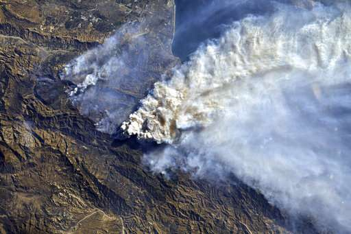 Driven by climate change, fire reshapes US West