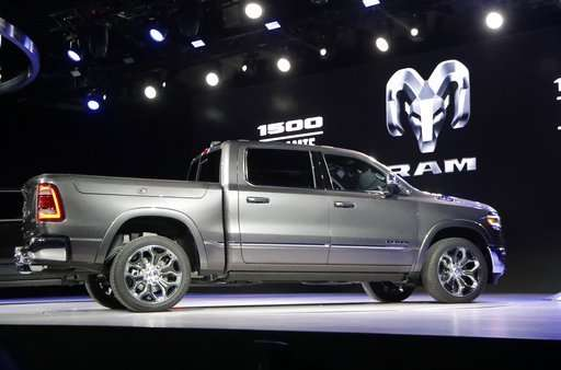 Dueling pickups, popular SUV among new models coming in 2018