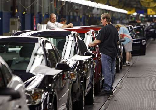 GM cuts jobs in response to present costs, future innovation