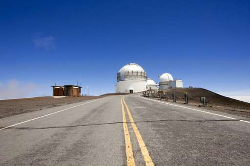 Hawaii board delays decision on location for giant telescope