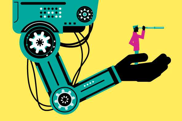 How artificial intelligence is reimagining work