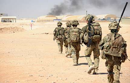 Increase in probable PTSD among British military veterans