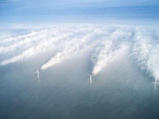 mechanical engineer develops ways to improve windfarm productivity