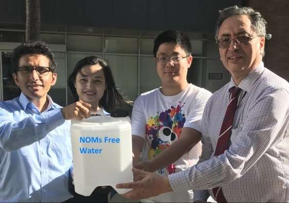 Revolutionary new filter can improve drinking water quality