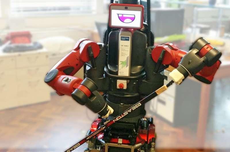 Robot DE NIRO: A robotics platform for human-centered interactions