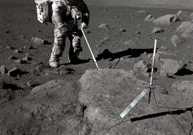 Scientists solve lunar mystery with aid of missing moon tapes
