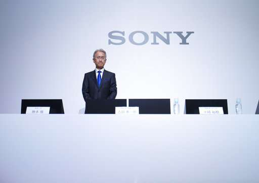 Sony buys most of EMI Music, to spend $9B on image sensors