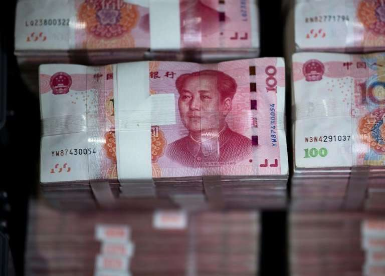 "The United States says it is concerned about China's ""lack of currency transparency and the recent weakness in its currency"