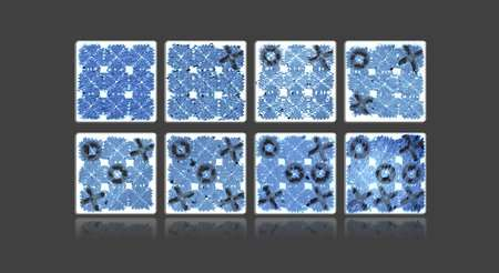 Researchers make world's smallest tic-tac-toe game board with DNA
