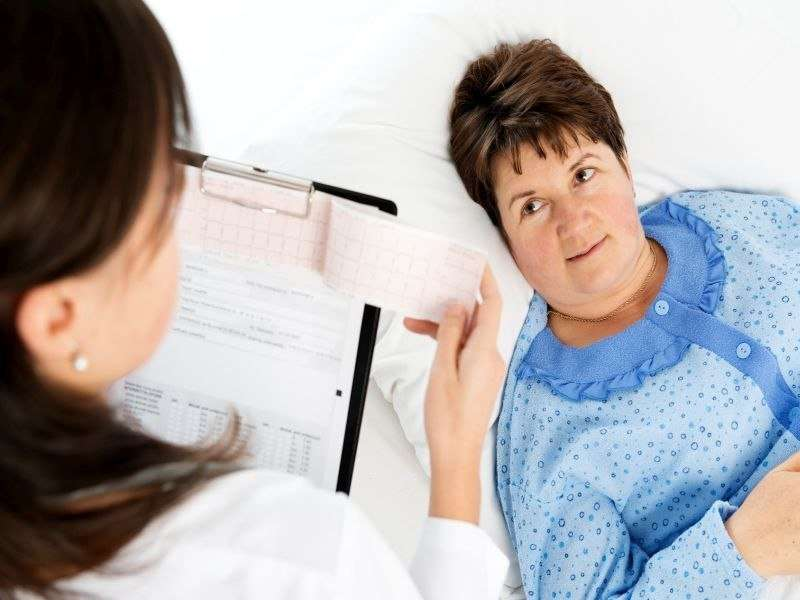 Breast cancer prognosis may be worse if diagnosis follows 'Negative' mammogram