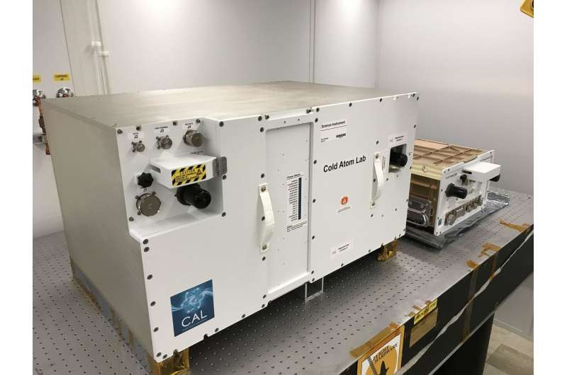 Space station experiment reaches ultracold milestone