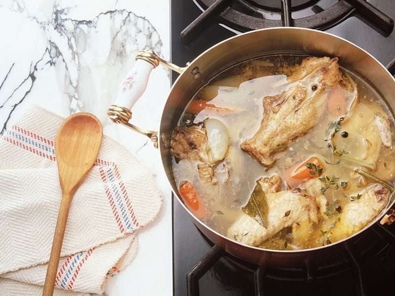 The secret behind chicken soup's medical magic